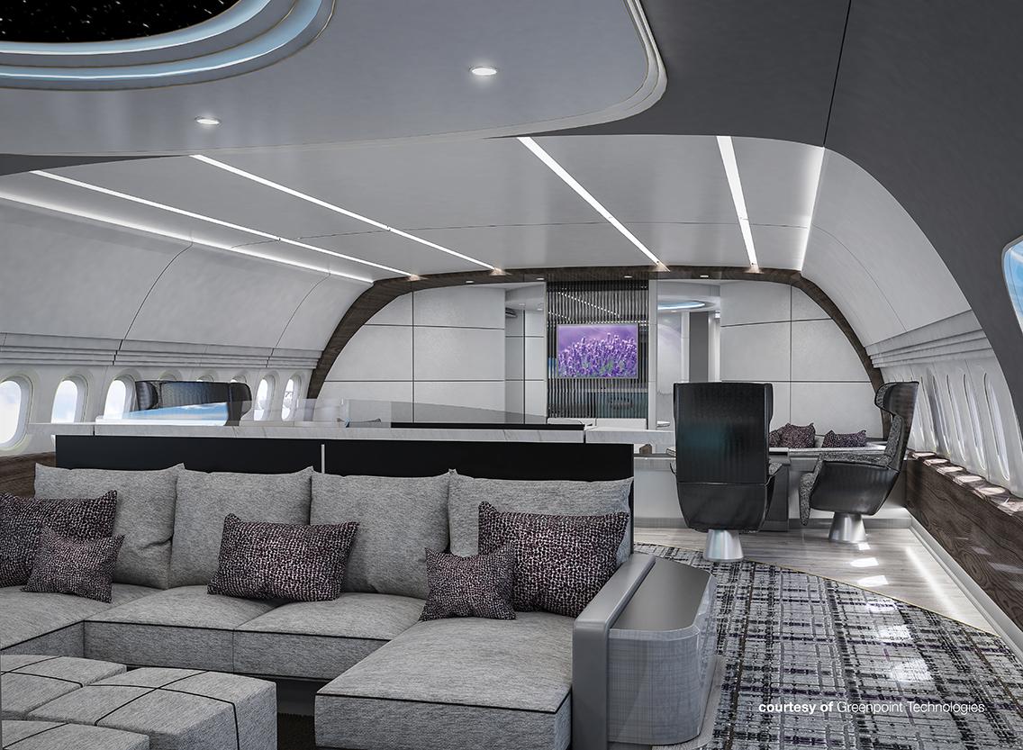 Boeing BBJ 777X