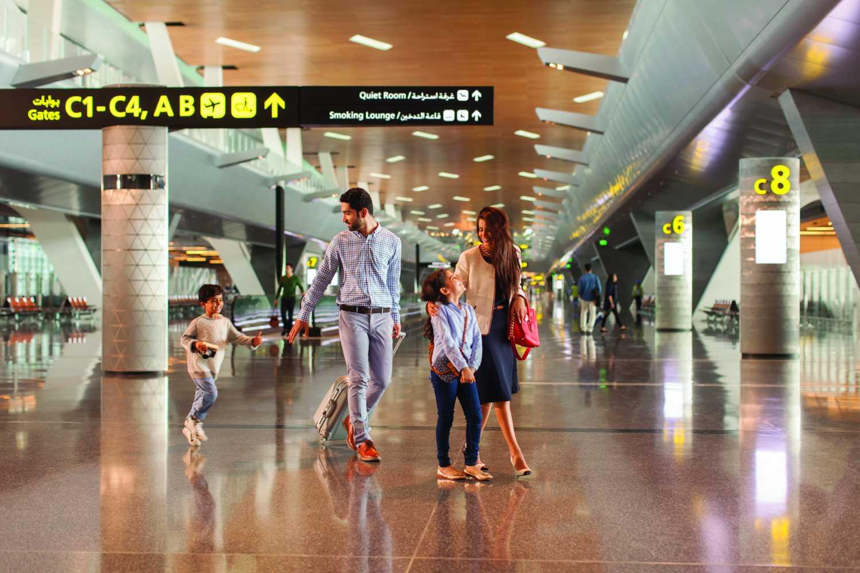 Qatar Airways hub