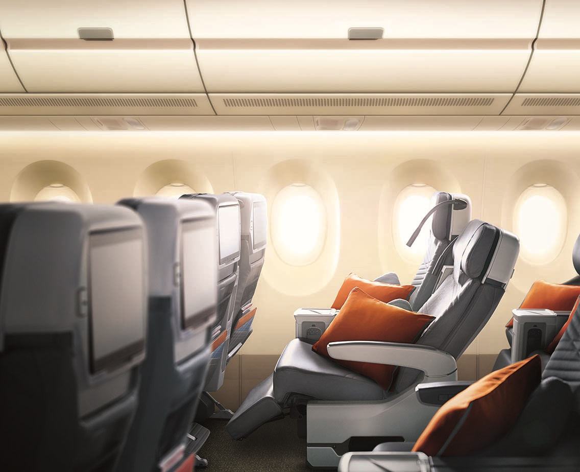 Singapore Airlines Is Officially Bringing Back the World's Longest Flight
