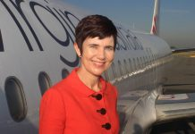 Merren McArthur is the new CEO of Tigerair Australia