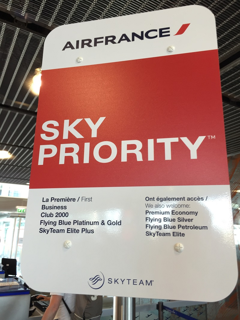Priotity boarding airlines