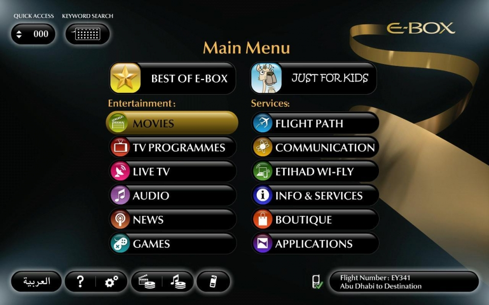 Etihad To Be First With Mobile And Wi Fi Across Fleet Airline Ratings