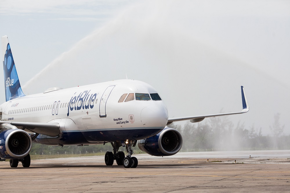 JetBlue bets big on Cuba