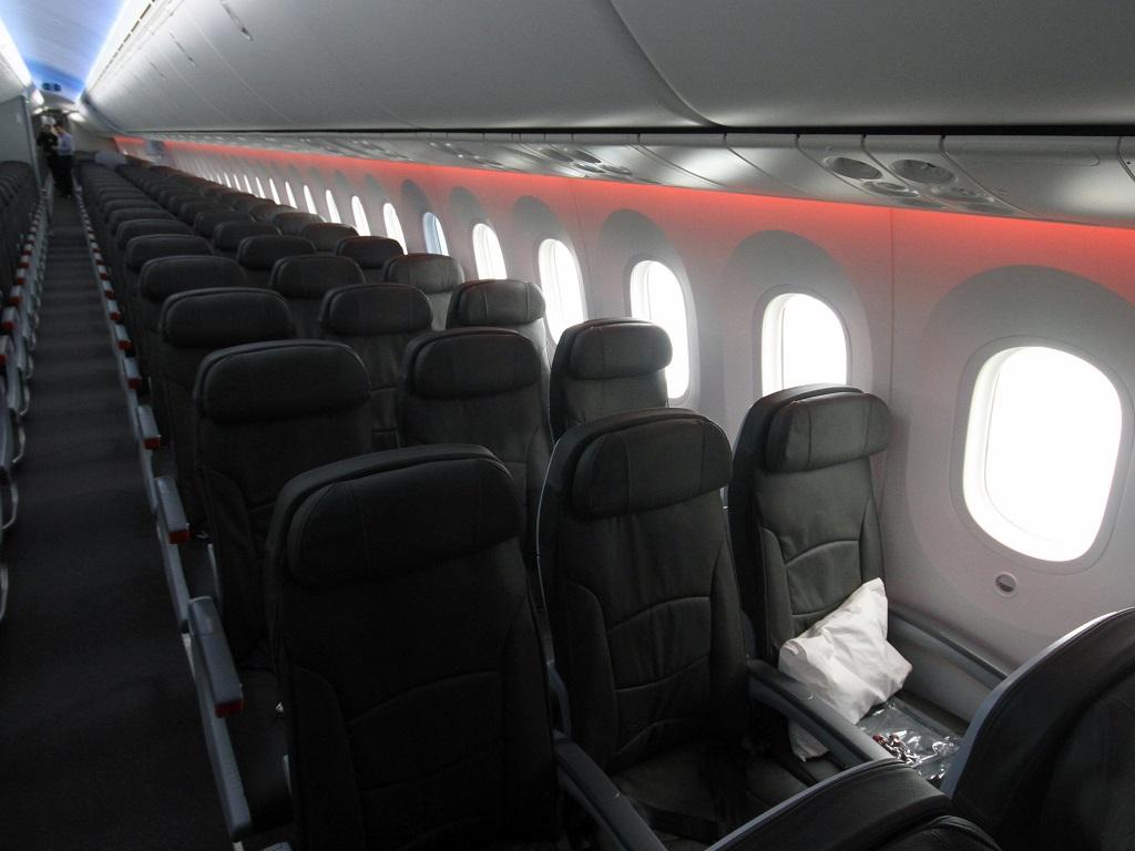 Uk Study Slams Seat Spacing Airline Ratings