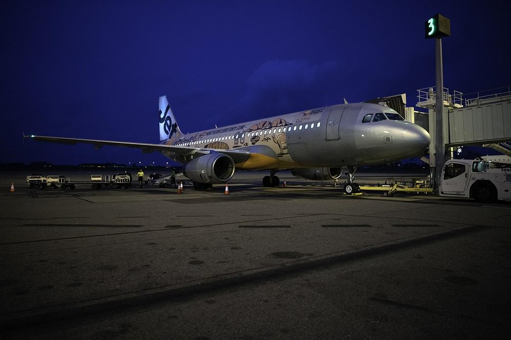 Jetstar Asia showcases Australia's red Top End - Airline Ratings
