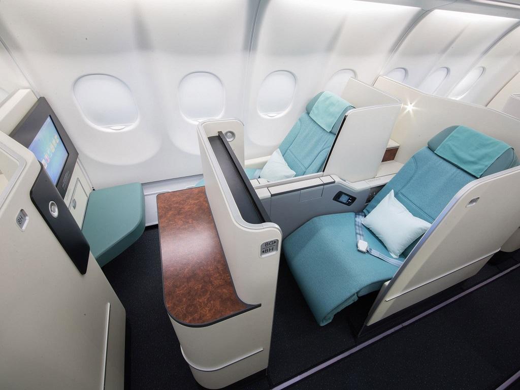 Korean Air is a Top Ten Airlines