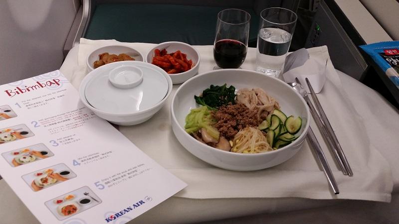 Korean air prestige