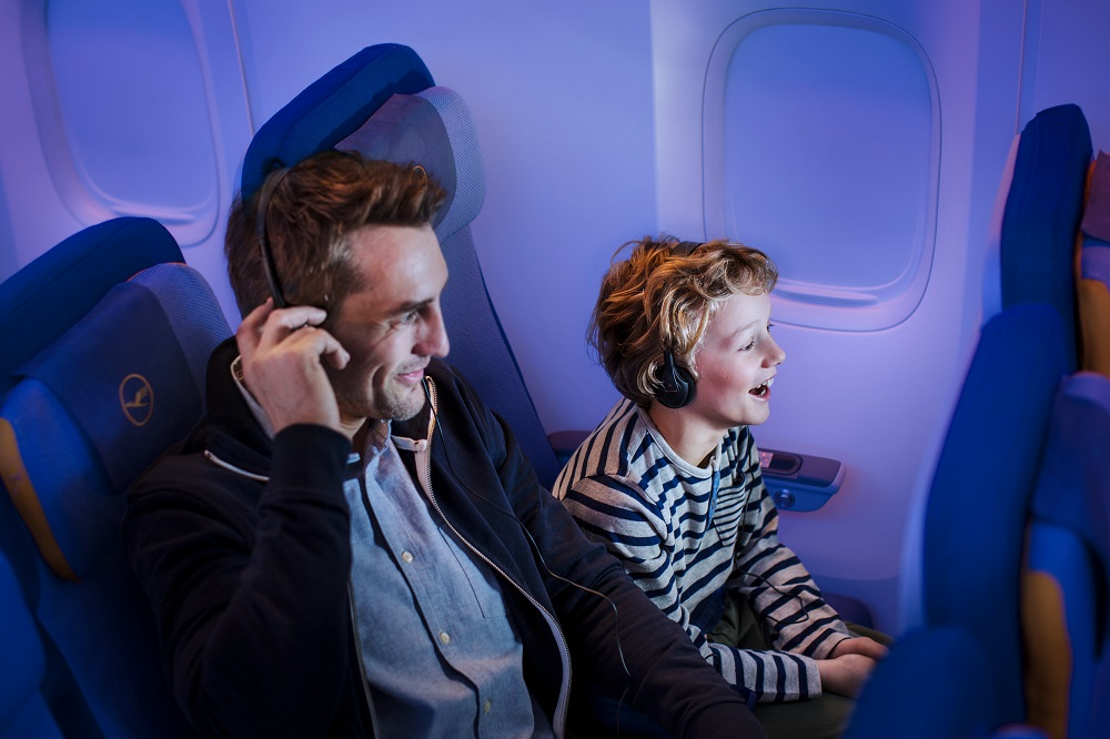 Lufthansa Expands Inflight Entertainment Airline Ratings