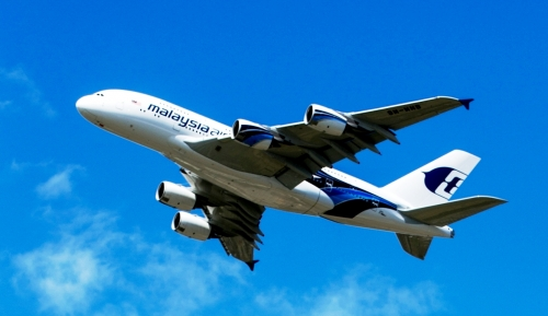 Malaysia Airlines  A380  Picture: Malaysia Airlines
