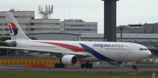 Malaysia airlines foreign interest