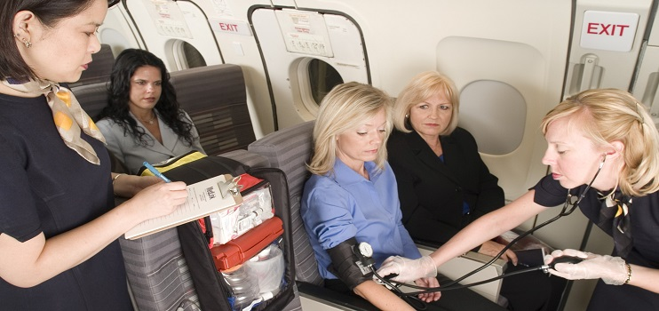 Medical Emergency Aloft - What You Need To Know