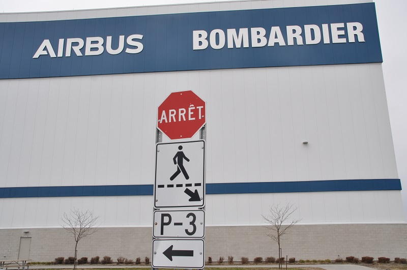 Bombardier is getting out of the commercial aerospace business | Urbanized