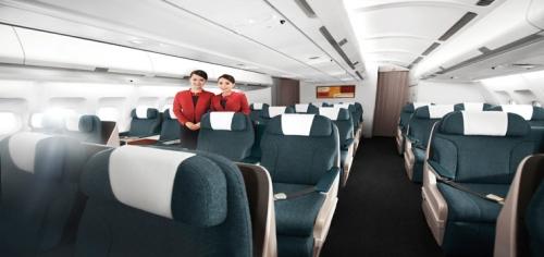Business Class  Picture: Dragonair