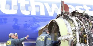 Southwest B737 engines directive