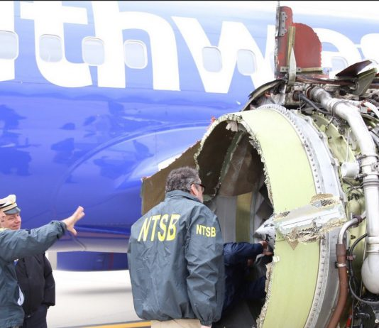 Southeest FAA B737 engines directive
