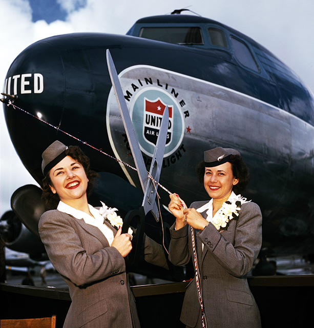 Flight attendants