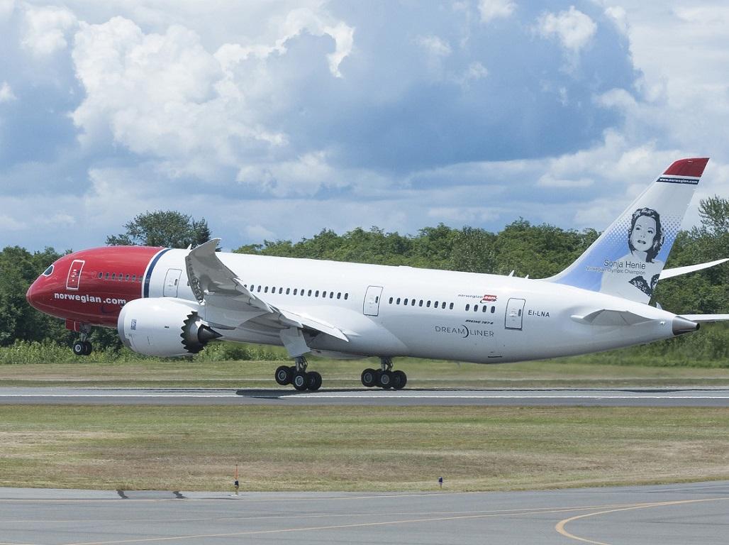 Norwegian boosts US routes