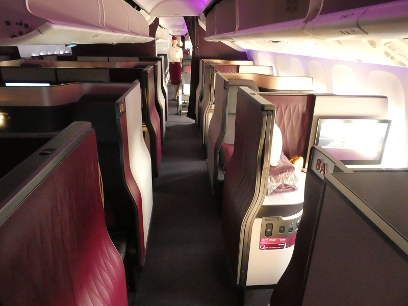 Qatar review: Qsuite is a first-class act  - Airline Ratings