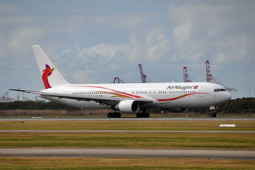 Air Niugini 767-300 Picture: Robert Frola/commons.wikimedia.org. Original source Flickr/Robert Frola
