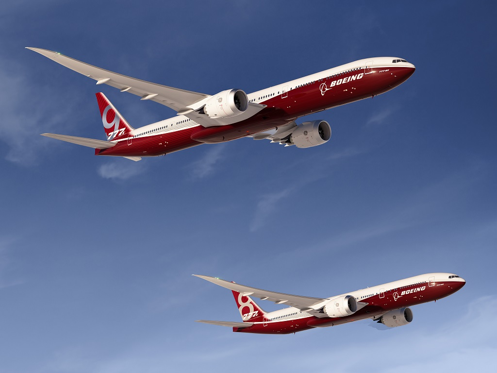 Boeing's 777X aircraft will cut fuel consumption