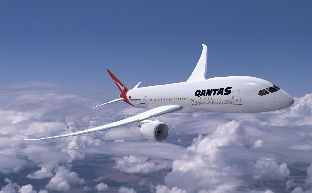 Qantas Posts Massive Profit Buys 787s Airline Ratings