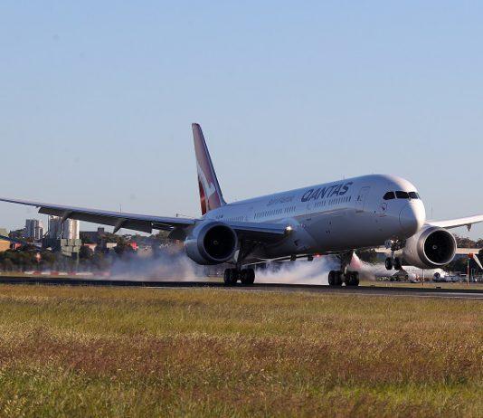 airlines Australia government