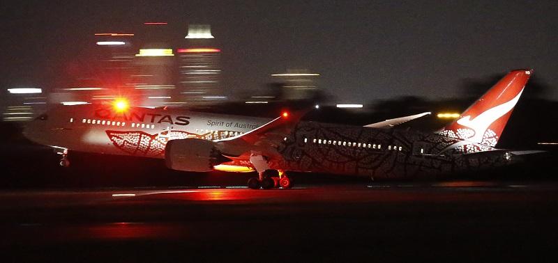 Qantas to look at Paris after conquering Perth-London non