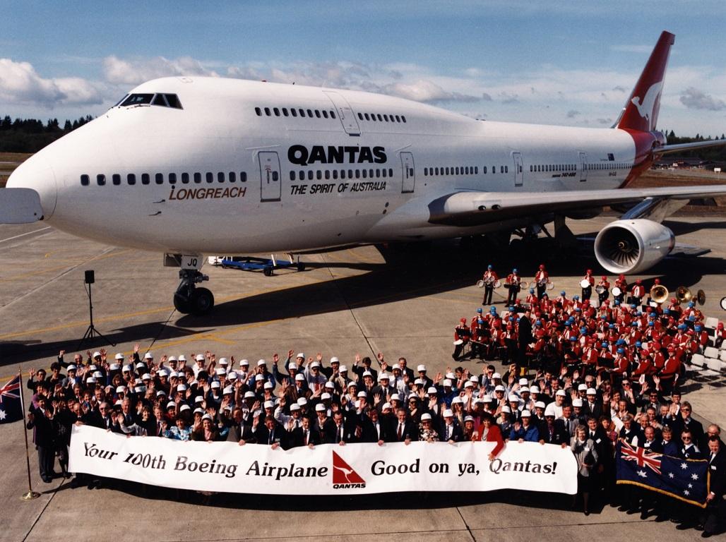 Qantas & Boeing - an enduring partnership - Airline Ratings