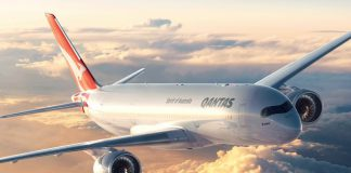 A350 Qantas