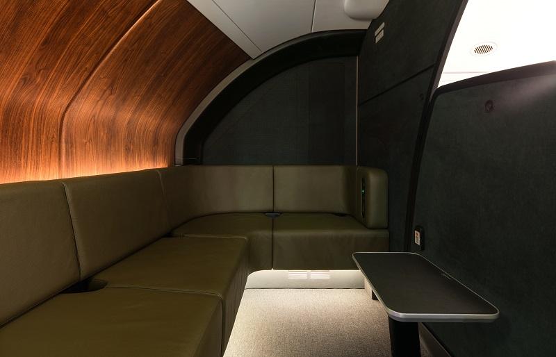 Qantas A380 revamp