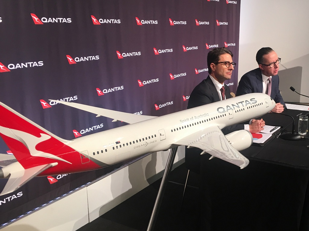 qantas results
