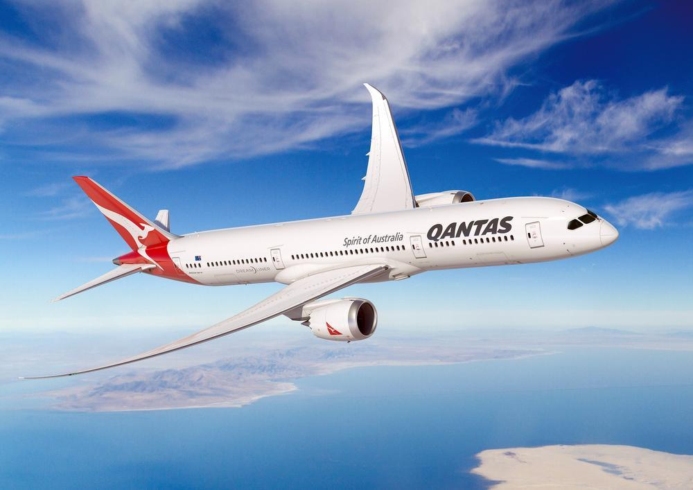 Brisbane 787 Base Opens Up North America For Qantas Airline Ratings