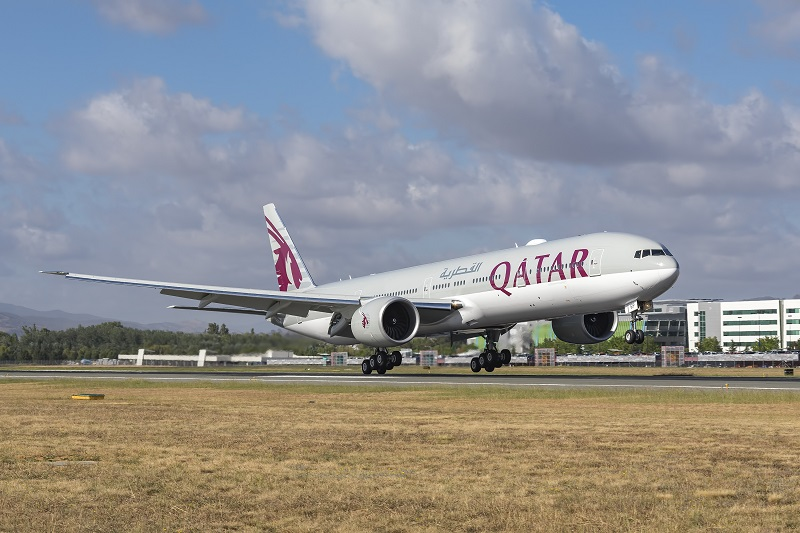 Qatar new routes