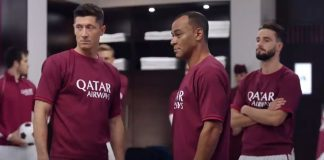 Qatar safety video football