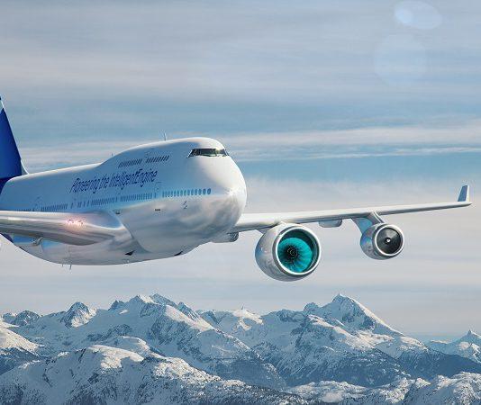 Qantas 747 Rolls-Royce
