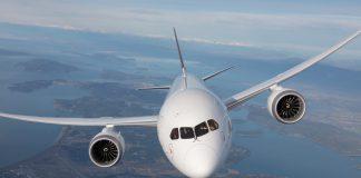Qantas 787 Perth-london success