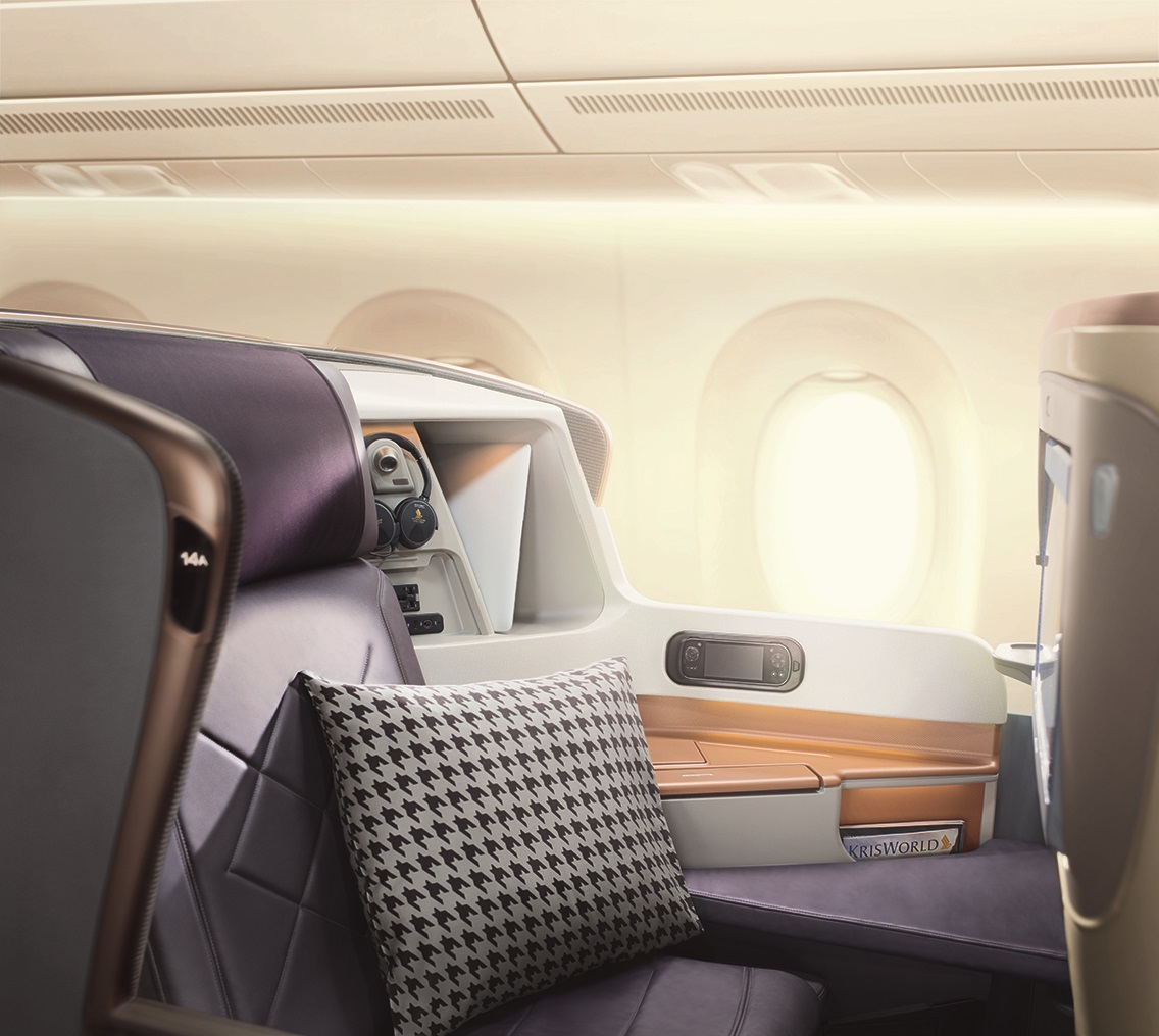 Singapore Airlines announces launch date for NY flights