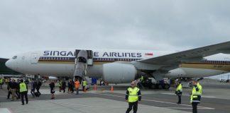 Singapore Air New Zealand alliance