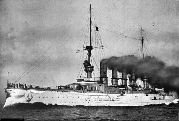 Ocean warships German
