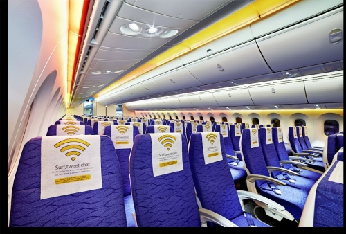 Scoot's economy class with multiple legroom options