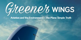 Greener Wings book on aviation's true environmental impact
