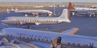 Golden era of flying