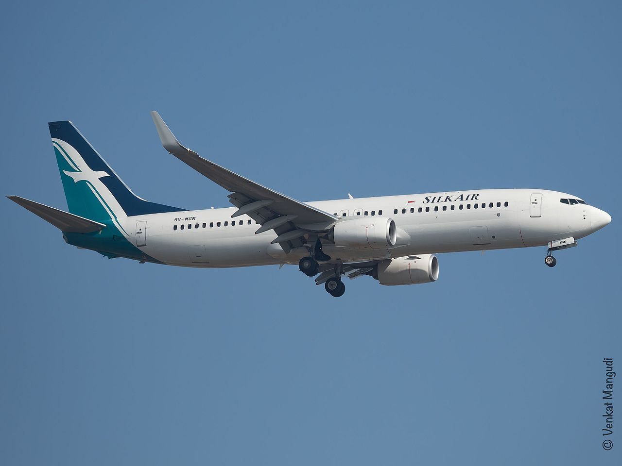Silkair northern Australia
