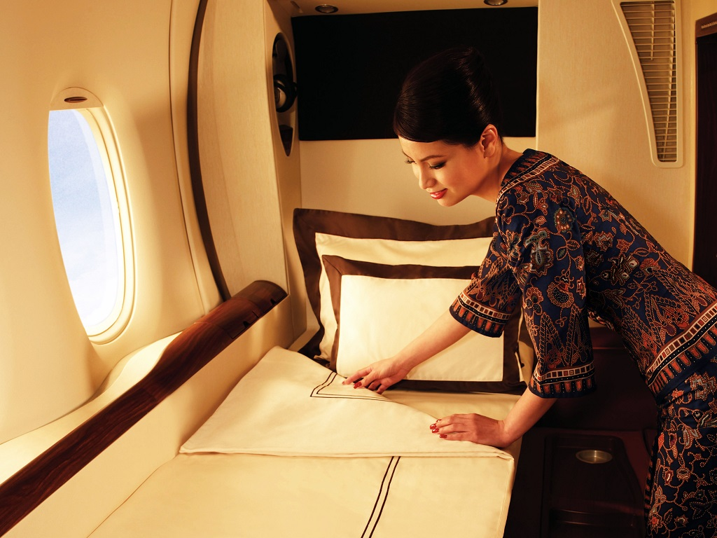 AirlineRatings Best First Class goes to Singapore Airlines
