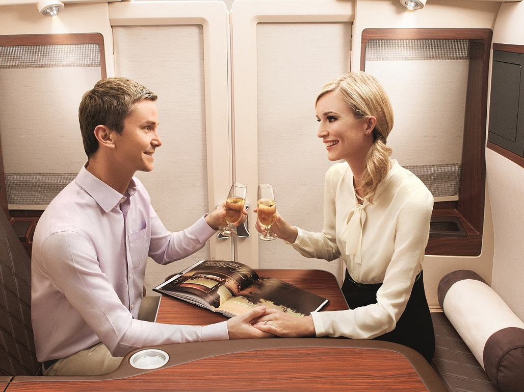 Singapore Airlines Wins Major Awards