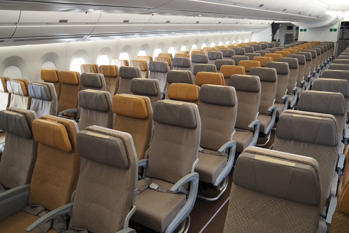 Singapore Airlines: official website and airline reviews