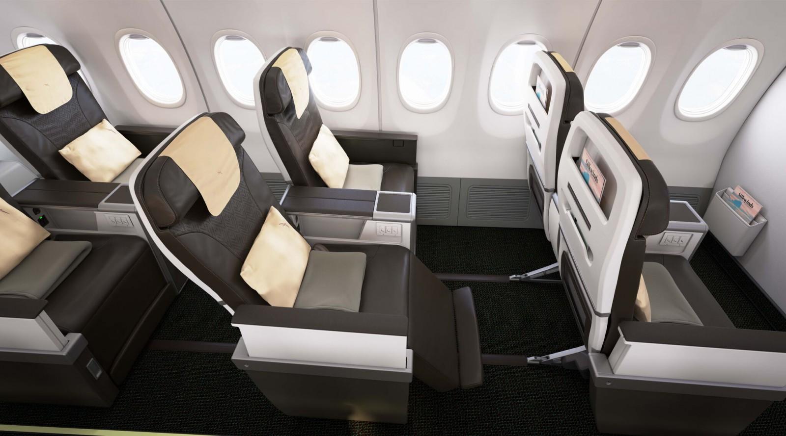 SilkAir MAX 8 Australia