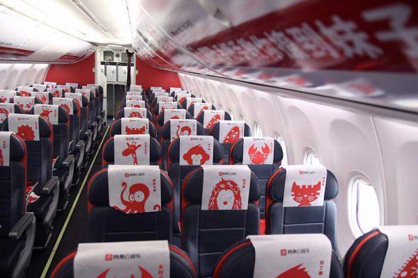 Suparna economy class cabin