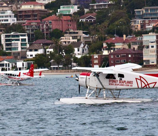 Sydney Seaplanes Beaver