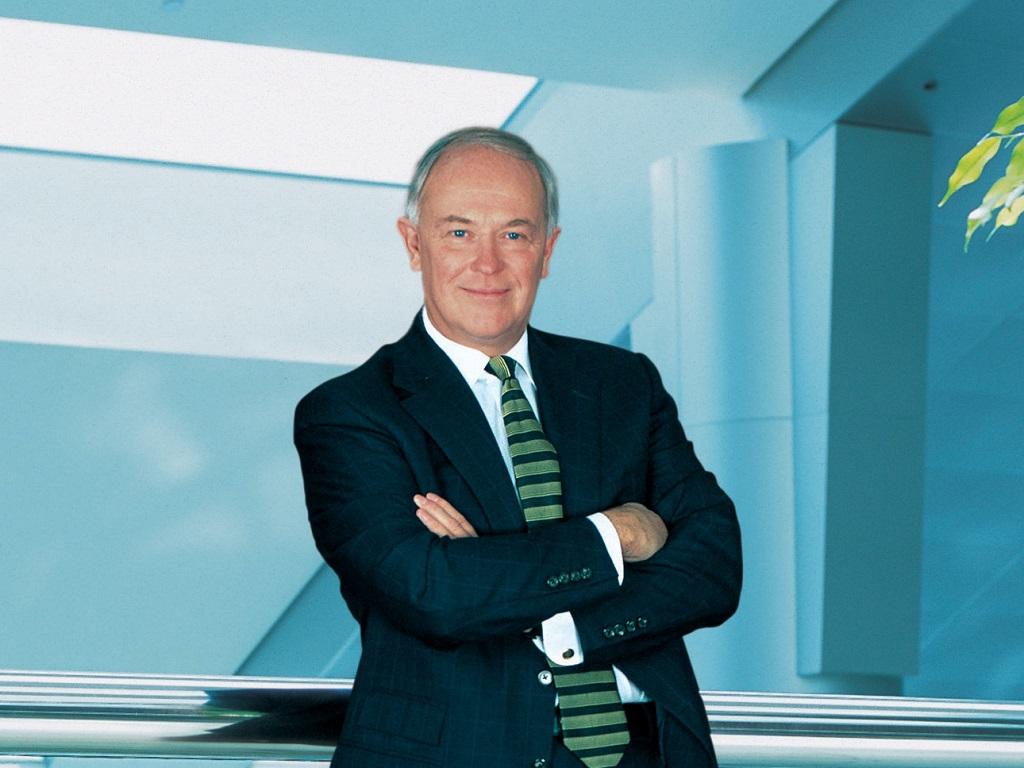 Emirates President Tim Clark